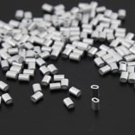 Зажим троса алюминиевый  1мм